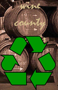 Learn More About The Wine Barrel Recycled