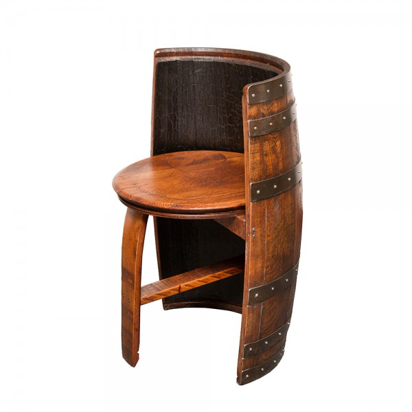 Admirable Sonoma Half Barrel Chair Napa East Collection Wine Country Caraccident5 Cool Chair Designs And Ideas Caraccident5Info