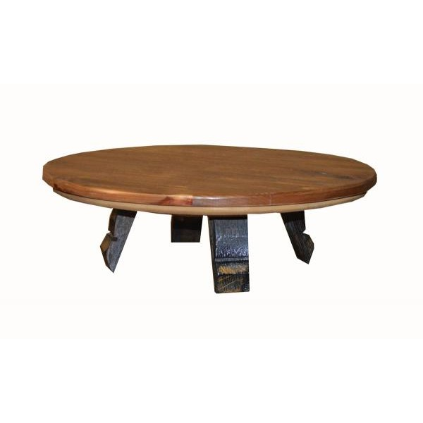 Personalized 20 Stave Leg Lazy Susan 2 Day Designs Wine Country Accents