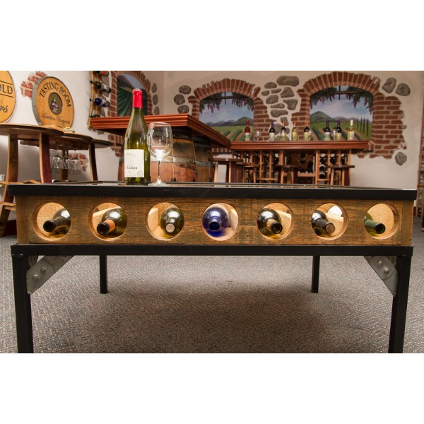 Coffee Table Wine Rack.Glass Top Coffee Table Wine Rack Napa East Wine Country Accents