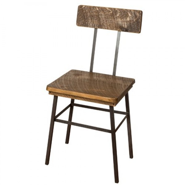 Napa Collection Accent Chair: Industrial Farm Side Chair Napa East Collection