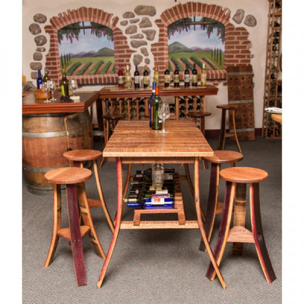 Wine country tasting table set napa east wine country accents wine country tasting table set napa east workwithnaturefo