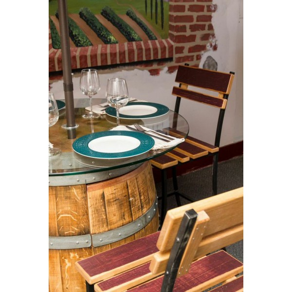 Sonoma Patio Set Napa East Collection Wine Country Accents