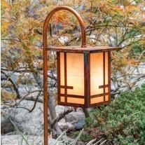 Geometric Design Garden Lanterns