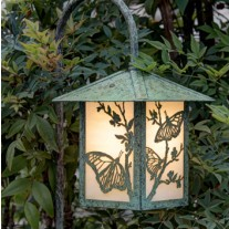 Butterfly Mini Garden Lantern