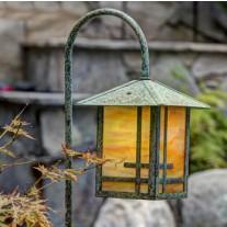 Geometric Design Garden Lantern
