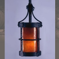 LF304M LARGE Manor Chain Pendant by Mica Lamps