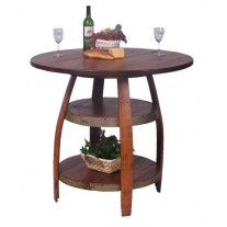 4070 Barrique Bistro Table by 2 day designs