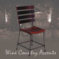 4087D Stave Back Dining Chair 2 Day Design