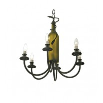 65616 Meyda Tuscan Vineyard 6 Lt Chandelier