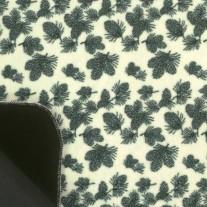 Winter Pine Cones A Denali Blanket by Monterey Mills