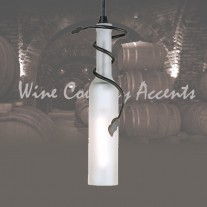 71136 Tuscan Wine Bottle Mini Pendant Meyda Tiffany