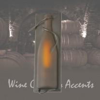 99009 Tuscan Wine Bottle Wall Sconce Meyda Tiffany