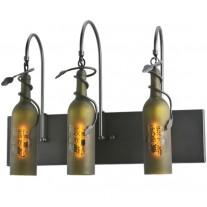 99825 Wine Bottle Vanity Light Meyda Tiffany