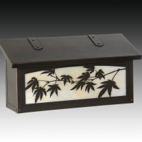 Japanese Maple Horizontal America's Finest Mailboxes