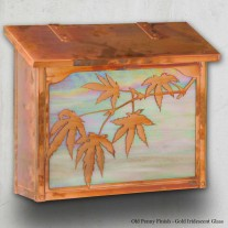 Japanese Maple Large America's Finest Mailboxes