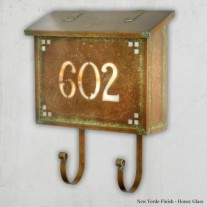 Pasadena House Numbers Large America's Finest Mailboxes