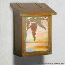 Wisteria Vertical Design America's Finest Mailboxes