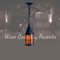 LF300 LARGE Cottage Chain Pendant Vintage Iron by Mica Lamps