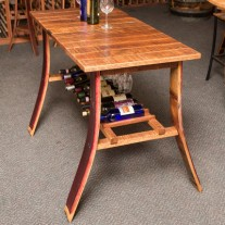 Wine Country Tasting Table Napa East Collection