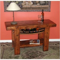 Wine Barrel WV108 Console 2 Day Designs