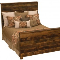Barnwood Uptown Bed Fireside Lodge