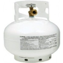 11 Lb Low Profile Propane Tank