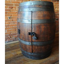 Vintage Oak Barrel by The Oak Barrel Company