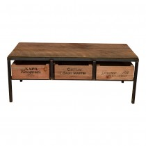 Vino Vintage Coffee Table Napa East Collection