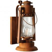 Old Lantern Large Pioneer Scroll Arm