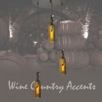 99437 Wine Bottle Mini Pendant Meyda Tiffany