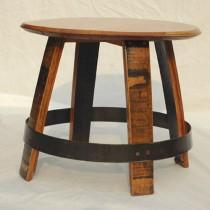 Ring Wine Barrel Table