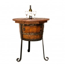 Old World Table with Cabinet Napa East