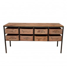 Vino Vintage Console Table Napa