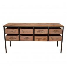 Vino Vintage Console Table Napa