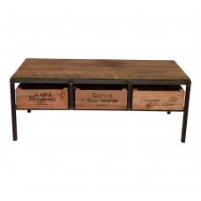 Vino Vintage Coffee Table Napa East Collection
