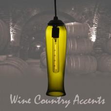 114302 Tuscan Wine Bottle