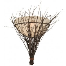 "118164 20""W Twigs Wall Sconce"