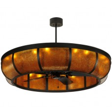 "Chandel-Air Prime Dome 56""W Meyda Tiffany"