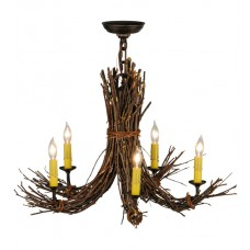 "145097 28""W Twigs Chandelier"