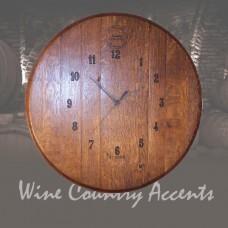 146 Wine Barrel Clock