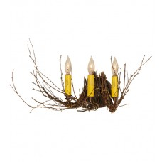 "147697 16""W Twigs Wall Sconce"