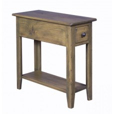 148 Wingback Side Table