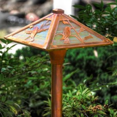 Hummingbird Path Lighting