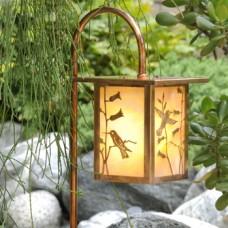 Hummingbird Garden Lantern