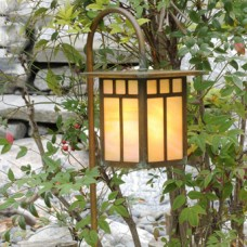 Window Pattern Landscape Lighting