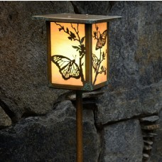 Butterfly Garden Lighting