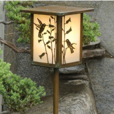 Hummingbird Landscape Lighting