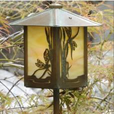 Dragonfly Garden Lantern