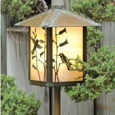 1742-GL3-HB Hummingbird Garden Lantern